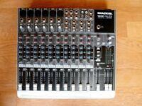 Mackie 1402-VLZ3 Premium 14-Channel Compact Mixer + Bag