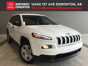 2015 Jeep Cherokee Sport | Voice Command | Bluetooth | Cruise
