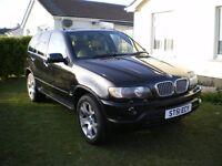 BMW X5 4.4i SPORT 2001 * TOP SPEC * NEW MOT