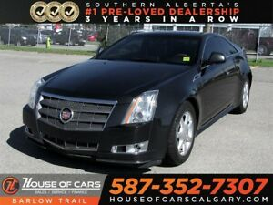 2011 Cadillac CTS Premium / Back Up Camera / Navi / Sunroof
