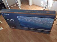 "Samsung UE50KU6000 /Brand new/ HDR 4K Ultra HD SmartTV, 50"" Freeview HD/ Playstation Now & PurColour"