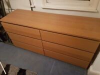 Large chest of drawer unit - house clearance must go
