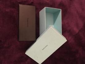 92198c2a3b8 Tiffany sunglasses leather case + box full set