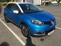 2014 Renault Captur 0.9 - Petrol - Blue/White - Great Condition - Full Service with Dealer