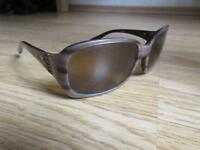 f51b7f8226 Sonnenbrille Oakley Discreet Brille Holz Look ✿✿✿