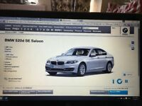63 plate top spec-bmw 5 series -latest edition