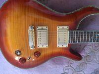 Indie IPR-1 Ist Anniversary Electric Guitar (PRS copy)