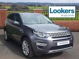 Land Rover Discovery Sport TD4 HSE LUXURY (grey) 2016-05-27