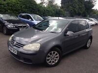 2004 VW GOLF//FULL AUTO/DIESEL/LOTS OF SERVICE HISTORY WITH CAMBELT REPLACE/HPI CLEAR