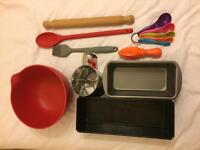 Essential baking kit