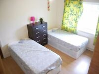 BED IN TWIN ROOMSHARE - NEAR NOTTING HILL