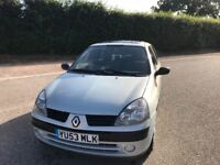 Renault Clio low Milage
