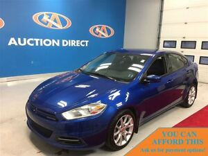 2013 Dodge Dart SXT, BACK UP CAM, BLUETOOTH, FINANCE NOW!