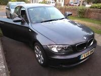 BMW 1-SERIES COUPE 2.0 DIESEL 2008