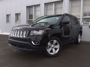 2016 Jeep Compass High Altitude , 4X4, LEATHER AND HEATED SEATS,