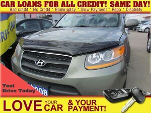 2008 Hyundai Santa Fe GLS 3.3L * AUTO LOANS FOR ALL CREDIT