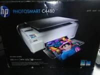 HP Photosmart C4480 printer scanner.