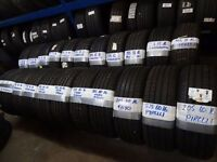 "SELECTION OF NEW AND ALMOST NEW 16"" TYRES - MOST SIZES AVAIL - TXT YOUR SIZE FOR PRICE & AV SUN 5PM"