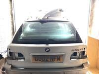 BMW e39 Tailgate in Titan Silver