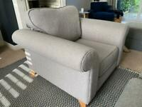 DFS Angelic Armchair 1 year old great condition