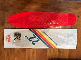 "Edge Skate board Deck 22"""
