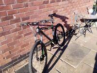 Mountain bike. Cannondale trail 7.