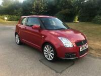 Suzuki swift sport 1.6 manual 3dr 2007