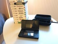 Nintendo Ds Lite with 11 games - Charger included!