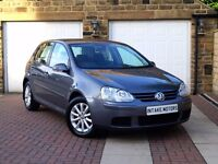2007 VW GOLF 1.9 TDI MATCH ***2 OWNERS, FSH, NEW CLUTCH/FLYWHEEL*** **** 2.0 1.6 gt sport leon a3