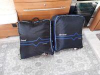 Outwell sleeping bag x2
