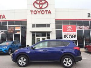 2014 Toyota RAV4 XLE ALL WHEEL DRIVE