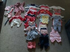 3-6 months girls clothes. All in very good condition