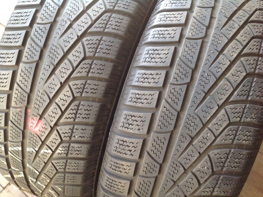 Winter tyres/ summer tyres/ 205/55/16 - pairs & sets- unit 90 fleet road ig117bg barking