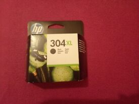 HP XL 304 Black ink unopened
