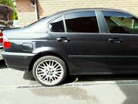 Bmw 323i Breaking leather m sport xenons
