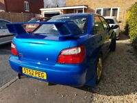 05 Subaru impreza wrx 300 ltd edition.