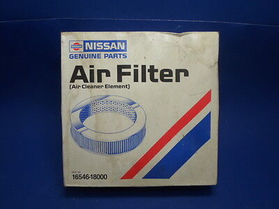 NEW NISSAN AIR FILTER 16546 18000 16546 18000 NEW IN BOX