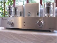 Raysonic SP-120 Mk II Integrated valve amplifier.