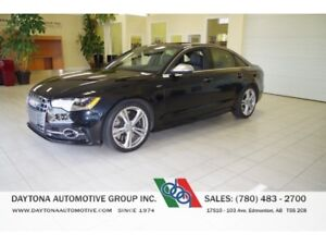 2014 Audi S6 4.0T LOADED ONLY 29,000KMS!