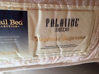 King Size Pocket Sprung mattress Excellent Condition