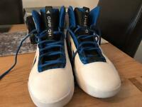 Adidas basketball trainers uk size 10""