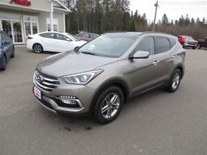 2017 Hyundai Santa Fe Sport LUXURY SPORT, NAVIGATION, SUNROOF!
