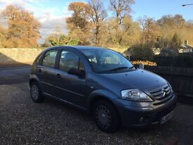 CITREON C3 ***LOW MILEAGE*** Full service history and MOT until NOV 17