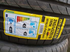 245/45 R19 rotalla tyres x 4 brand new NOT 235/45 19 or 255/45 19