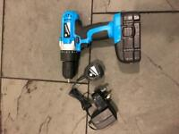 SilverLine 18V Drill Driver Brand New £40 ONO Today Only