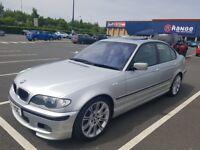 BMW 33Oi Silver