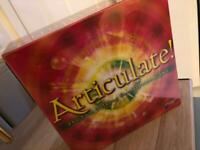 Articulate Board Game BNIB