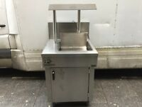 CHIP DUMP SCUTTLE CATERING COMMERCIAL KITCHEN EQUIPMENT CAFE KEBAB KITCHEN TAKE AWAY SHOP