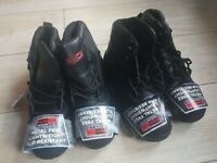 Mens safety boots size 8