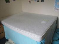 Memory foam Orthosleep 1500 queensize mattress - Easton